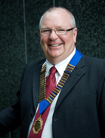 Alisdair McKendrick Chairman 2017